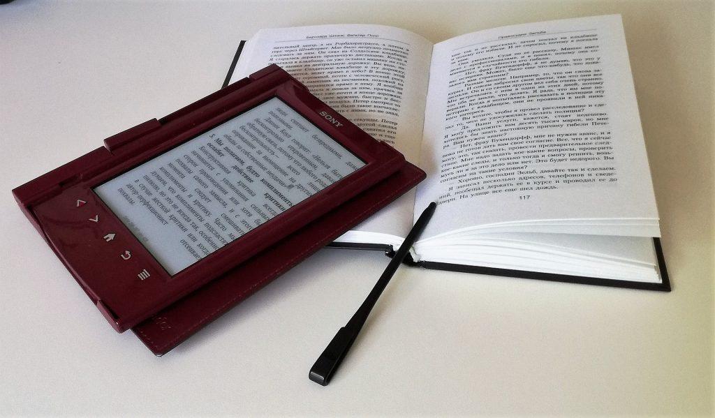 Vom gedruckten Buch zum E-Book