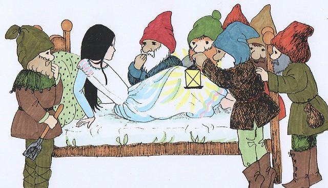 Narzissmus im Märchen