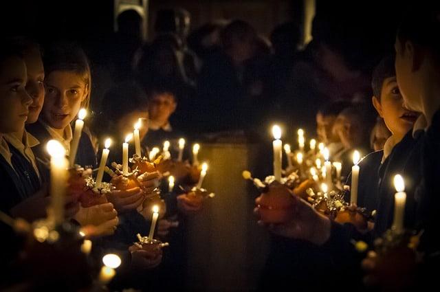 Weihnachten - das Fest des Lichts