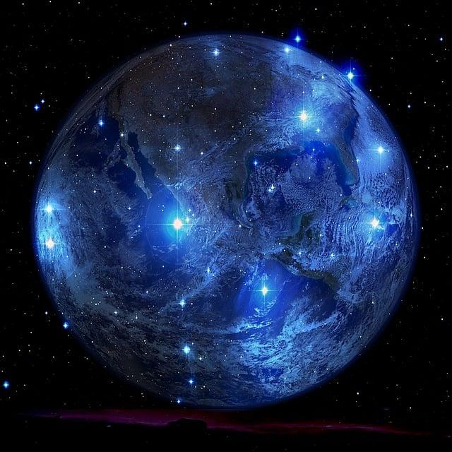 Lebendige Erde